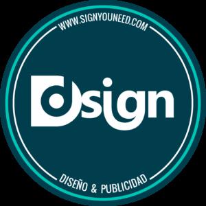 D·SIGN - Logotipo nuevo