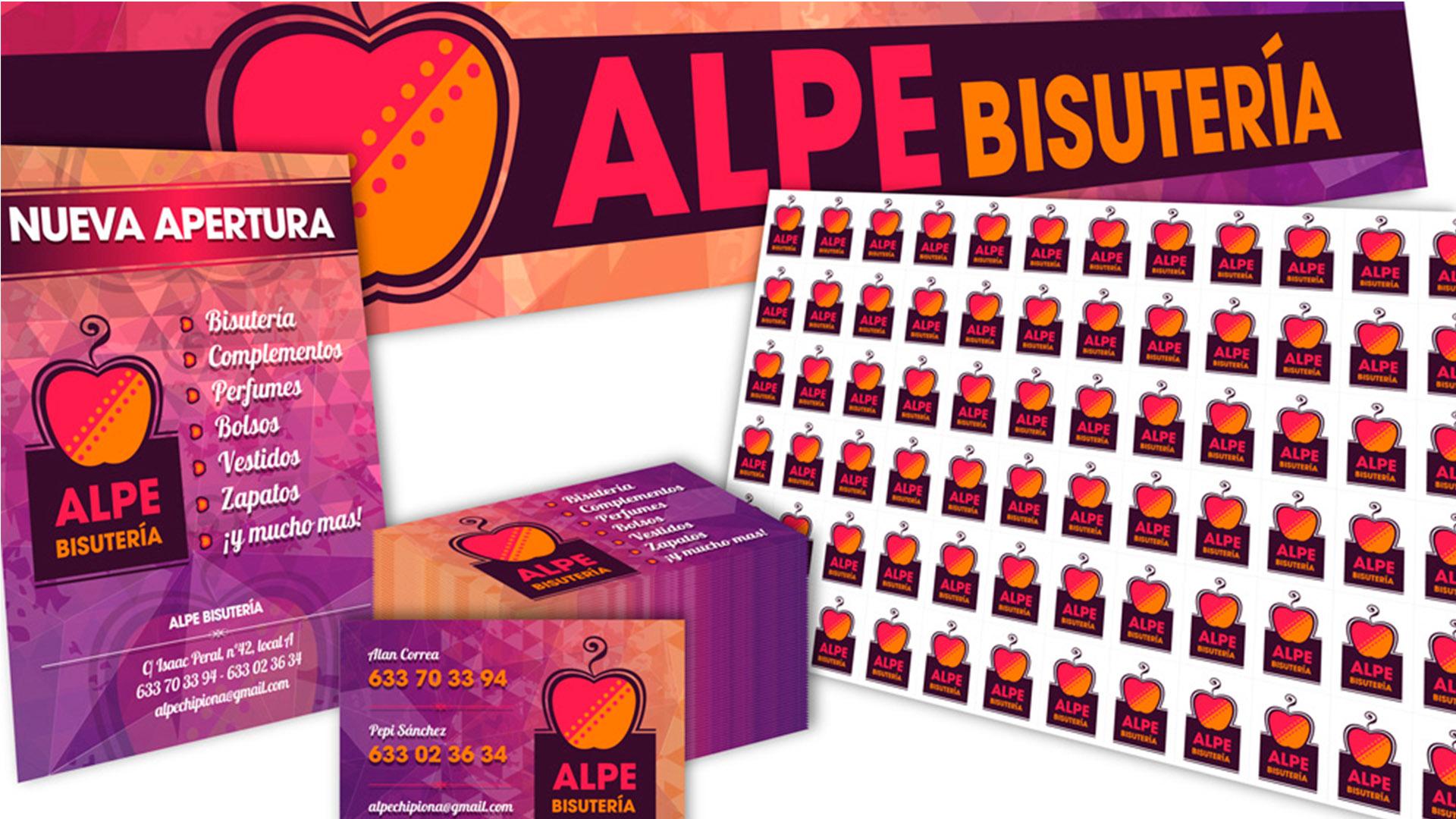 Alpe Bisutería