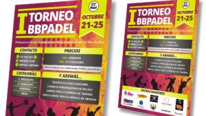 BB PADEL - Cartel A3