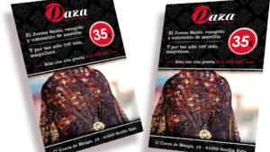 CENTRO DE BELLEZA DAZA - Cartel Semana Santa