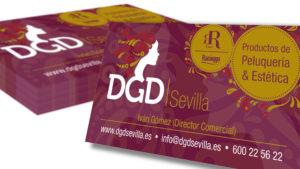 DGD - Tarjetas
