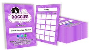 DOGGIES - Tarjetas