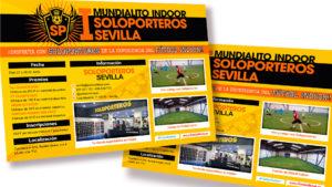 FOOTBALLCLUB Y LA RFAF - Cartel A3 Soloporteros