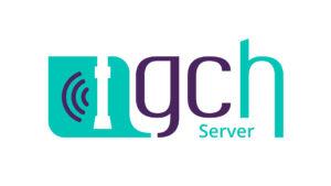 GCH SERVER - Logotipo