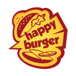 HAPPY BURGER - Logotipo