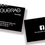 LLONGUERAS - Tarjetas