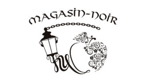MAGASIN-NOIR - Logotipo