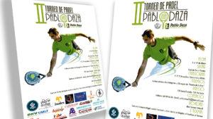 PABLO DAZA PADEL - Cartel II Torneo Pablo Daza