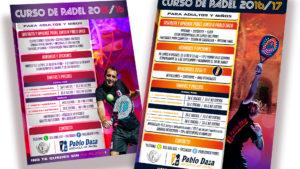 PABLO DAZA PADEL - Cursos Anuales