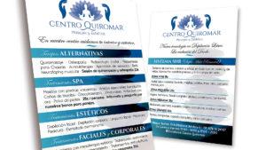 CENTRO QUIROMAR - Flyer A6