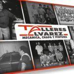 TALLERES ALVAREZ - Vinilo