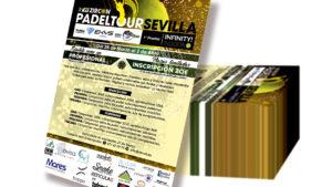 ZIRCON EVENTOS - Cartel Zircon Padel Tour
