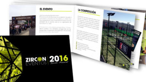 ZIRCON EVENTOS - Dossier