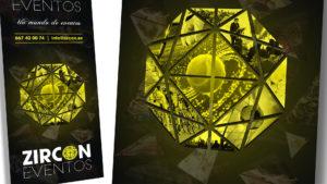ZIRCON EVENTOS - Roll up