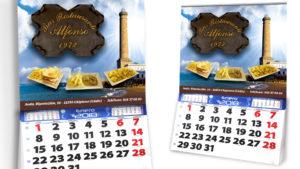 BAR ALFONSO - Calendarios 2018