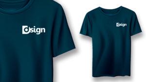 D·SIGN - Camiseta