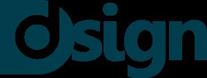D·SIGN - Logotipo color