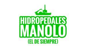 HIDROPEDALES MANOLO - Logotipo