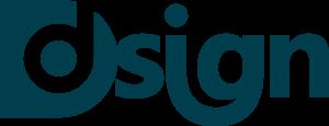D·SIGN - Logotipo nuevo - Azul