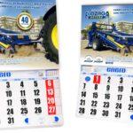 FLOZAGA GUTERH - Calendarios 2019