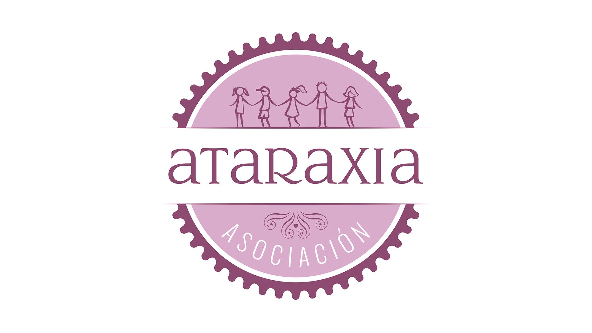 ASOCIACIÓN ATARAXIA - Logotipo