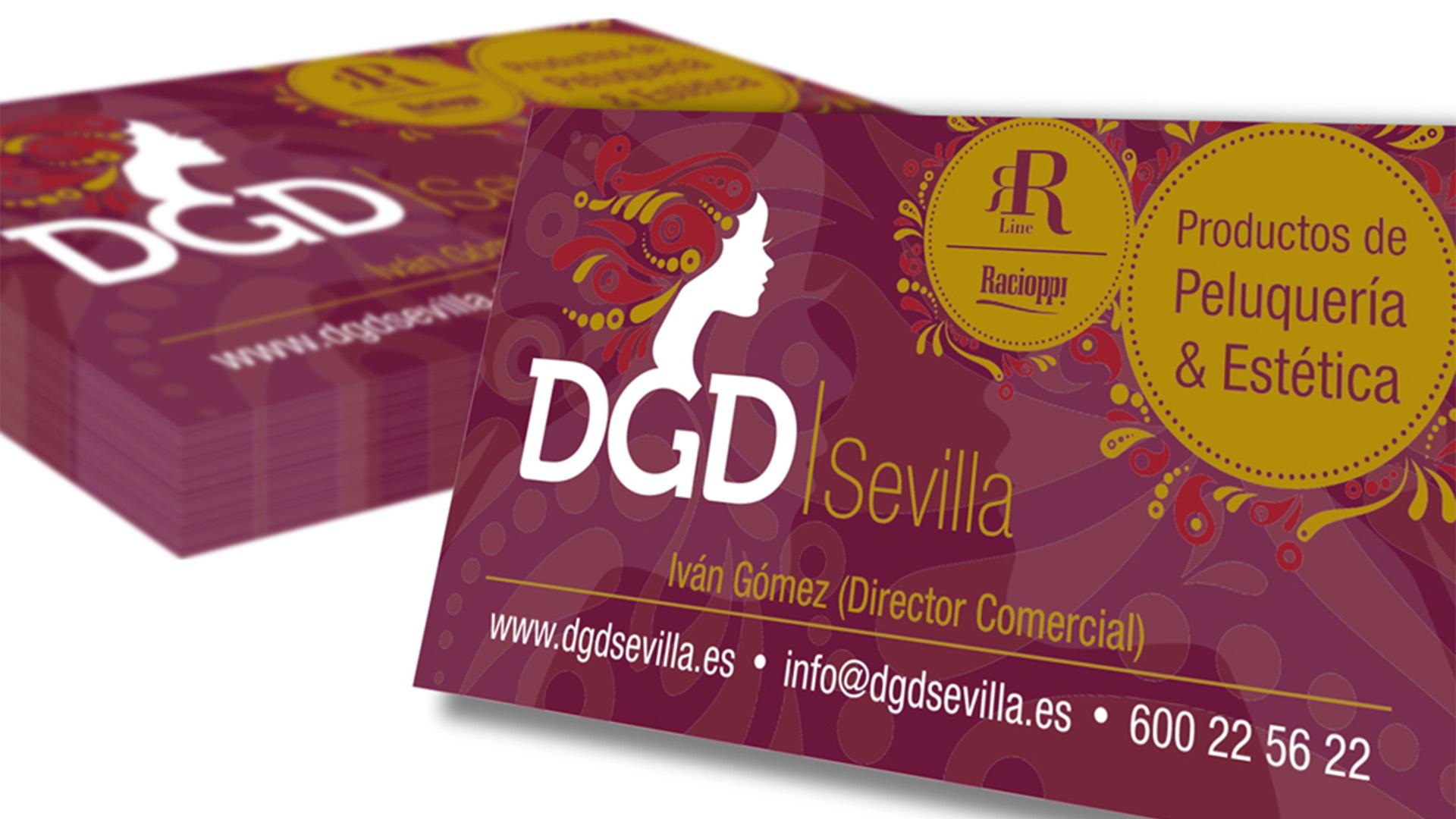DGD-Tarjetas