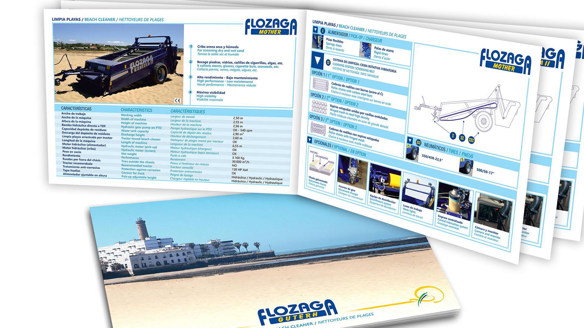 FLOZAGA GUTERH - Catálogo