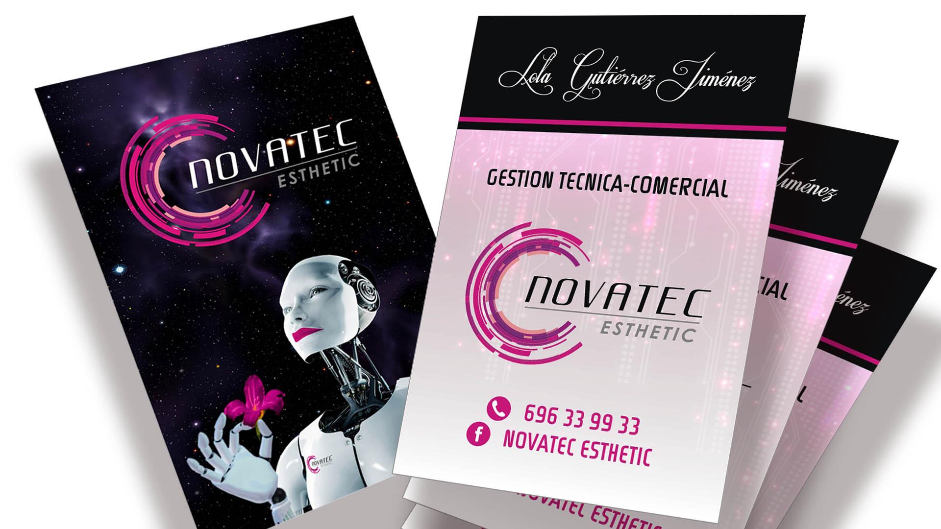 NOVATEC ESTHETIC - Tarjetas