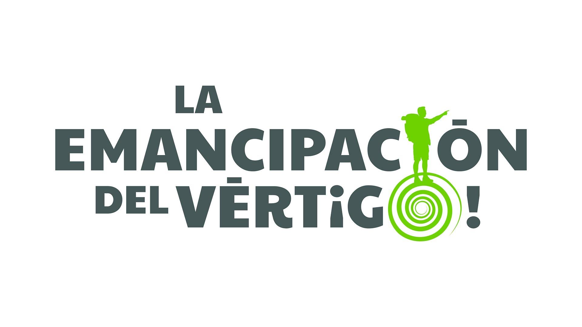 LA EMANCIPACIÓN DEL VÉRTIGO - Logotipo