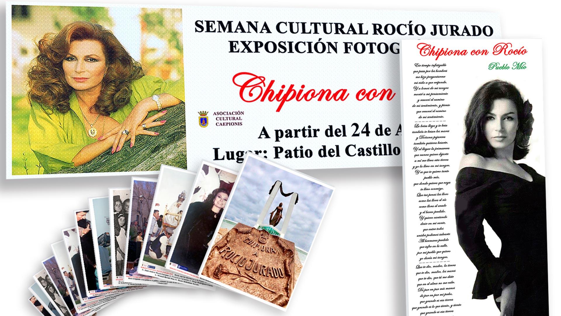 AYTO. DE CHIPIONA - Exposicion Chipiona con Rocío
