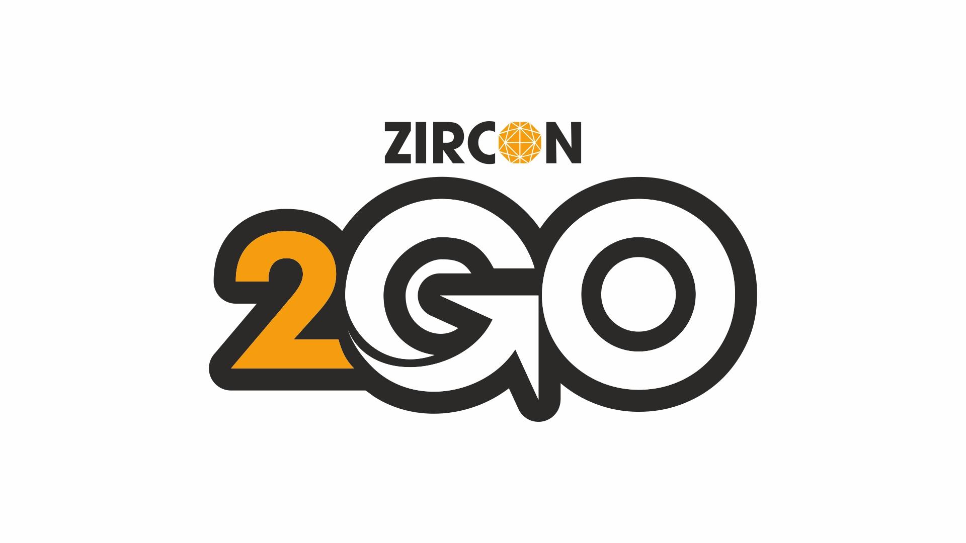 ZIRCON2GO - Logotipo